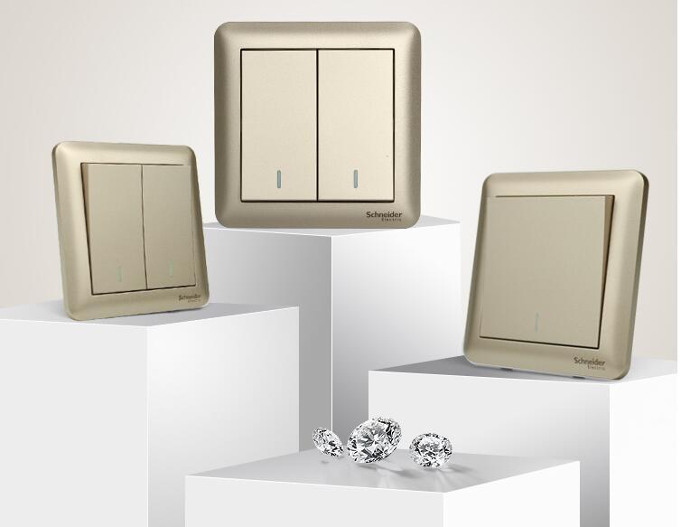 办公室装修如何选择合适的开关面板?