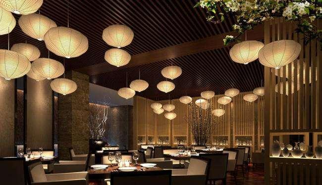 西餐厅如何配置led照明灯具图片
