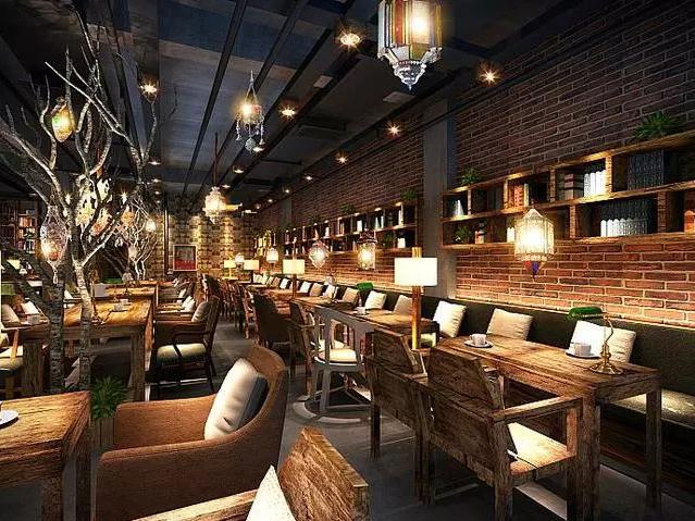 咖啡厅怎样装修设计才能更有吸引力?