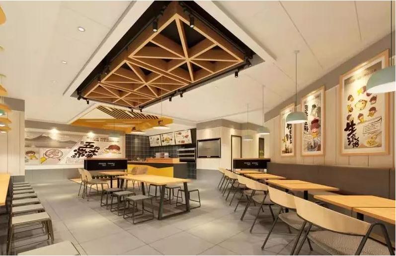 快餐店装修如何挑选到质量好的瓷砖建材