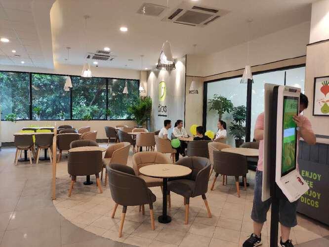 祝贺德克士四川隆昌餐厅装修工程顺利完工!