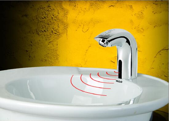 洁利来GLLO 感应洁具卫浴 全自动感应水龙头GL-2141