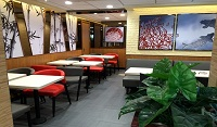 永和大王快餐店装修材料