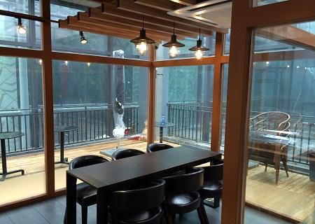 太平洋咖啡连锁店装修材料