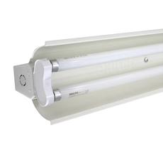 飞利浦乐意带罩一体式支架灯