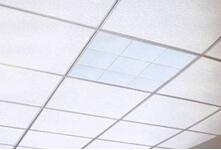 博罗拉法基石膏板天花贴膜饰面天花