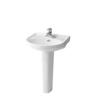 TOTO卫浴立柱式洗脸盆面盆