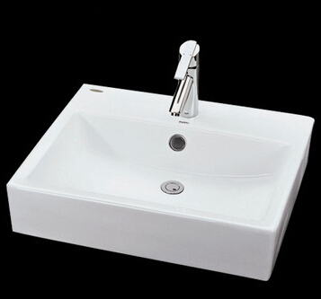 TOTO卫浴LW712 壁挂式洗脸盆LW712RB/RCB/RCFB