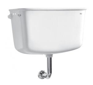 HCG和成蹲式马桶挂墙水箱S41T和成水箱