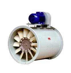 科禄格TBE系列皮带转动轴流风机