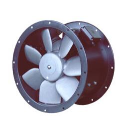 科禄格TDC系列双转子轴流风机