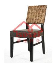 漫咖啡餐厅咖啡店专用椅子咖啡陪你两岸咖啡星巴克休闲直背藤椅