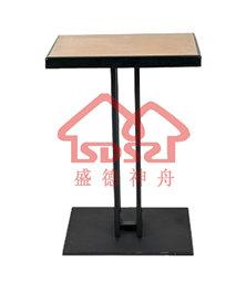 满记甜品桌椅咖啡厅桌椅甜品店桌椅满记矮方桌