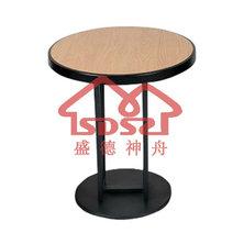 满记甜品桌椅咖啡厅桌椅甜品店桌椅满记矮圆桌