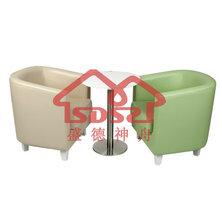 DQ冰雪皇后餐桌椅甜品店餐桌椅港式甜品餐桌椅