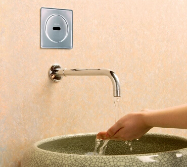 GLLO洁利来感应水龙头墙出水暗装龙头GL-2101-1