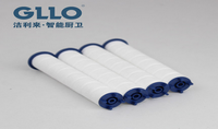 GLLO洁利来二代净水花洒配件:强力除氯净水棉棒滤芯