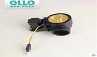GLLO洁利来正品感应冲水器原装配件:2085电磁阀总成 原厂正品